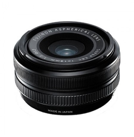 Fujifilm Fujinon XF18mmF2 R