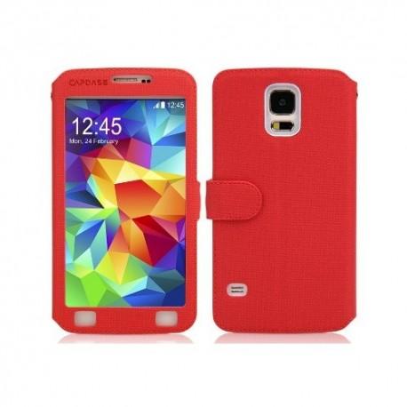 Folder Case Sider Baco Galaxy S5