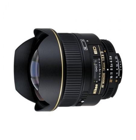 Nikon Nikkor 14mm F/2.8D ED