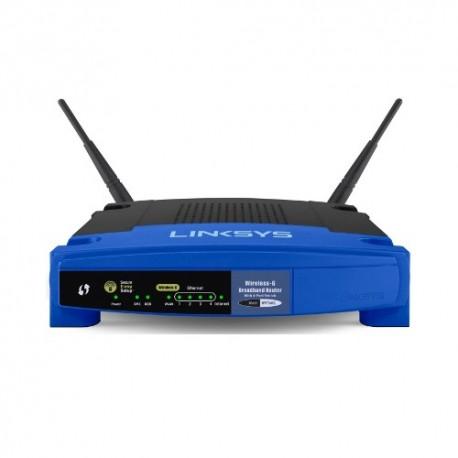 Linksys Wireless-G BroaBand WRT54GL