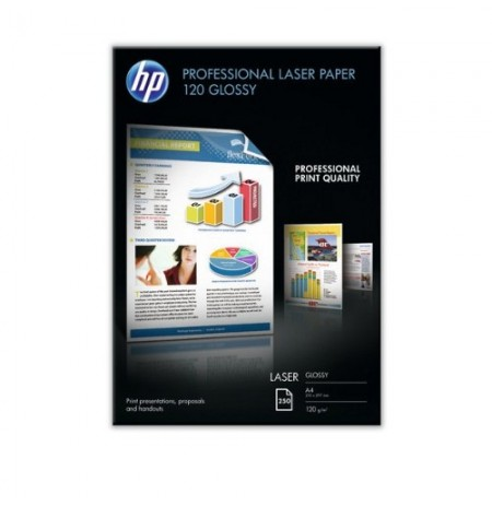 HP Glossy A4 120