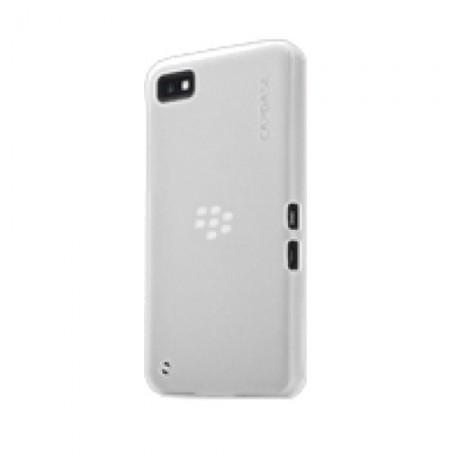 Capdase Soft Jacket Blackberry Z10 White