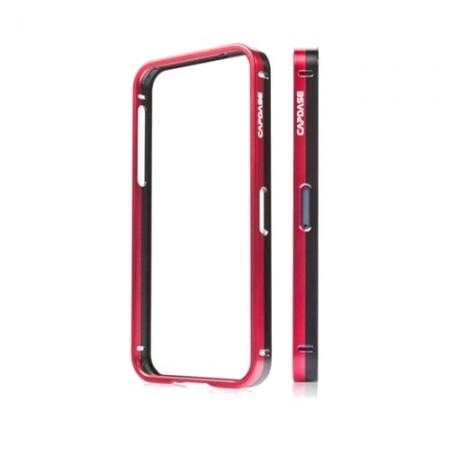 Capdase Bumper Duo Frame iPhone 5 Red