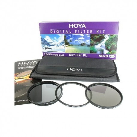 Hoya Digital Filter Kit 77mm