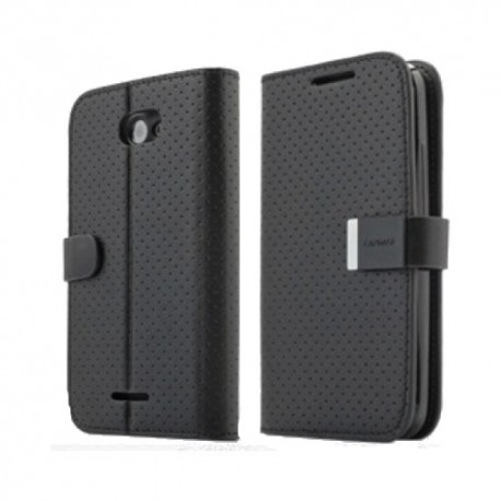 Capdase Folder Case Sider Polka  HTC One X