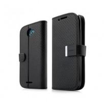 Capdase Folder Case Sider Polka HTC One S