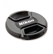 Optic Pro Lens Cap 55mm for Nikon