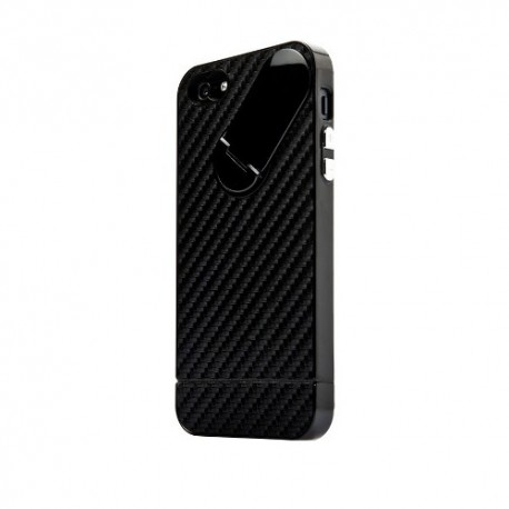 Capdase Snap Jacket Graphite For iPhone 5