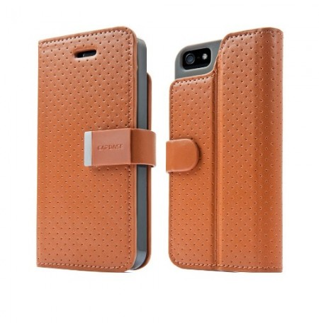 Capdase Folder Case Sider Polka iPhone 5