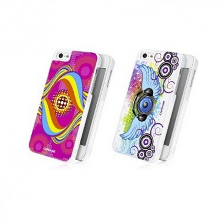 Capdase Stickit Jacket Eye iPhone 5