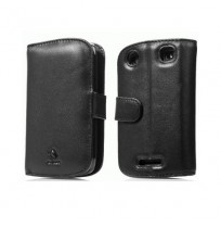 Capdase Leather Case Flip Jacket Blackberry 9790