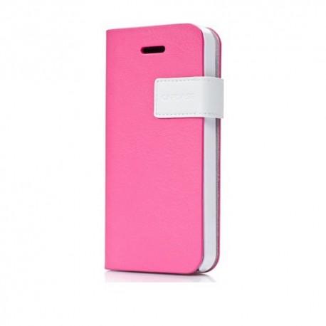 Capdase Smart Folder Sider Belt iPhone 5 Pink