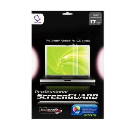 Capdase Screen Protector Aris MacBook Pro 17