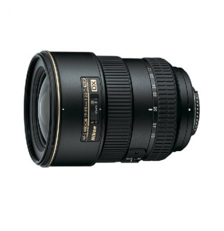 Nikkor AF-S DX Zoom 17–55mm f/2.8G IF-ED