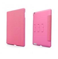 Capdase Soft Jacket Sider Rhombi iPad 3 Pink