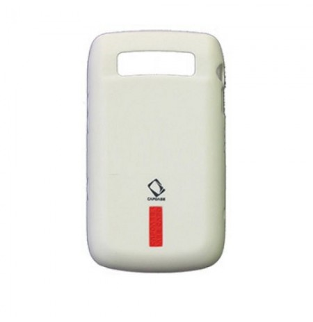 Capdase Soft Jacket Xpose Blackberry 9700 White