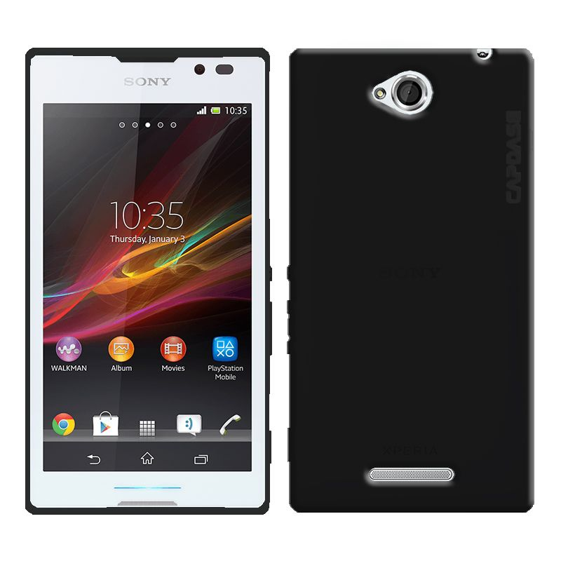 Capdase Soft Jacket Sony Xperia C