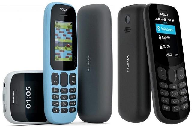 nokia 105. ukuran layar nokia 105 cukup kecil dengan 1.4 inchi resolusi 120 x 160 pixels.