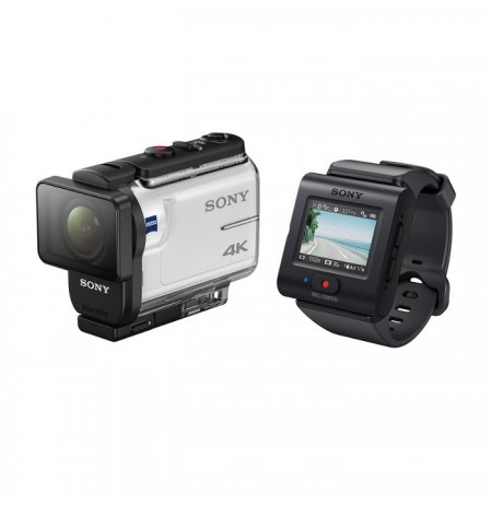 Gambar Sony FDR-X3000R 4K with Wi-Fi & GPS