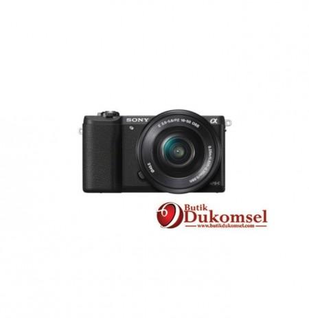 Sony ILCE-5100L SI black
