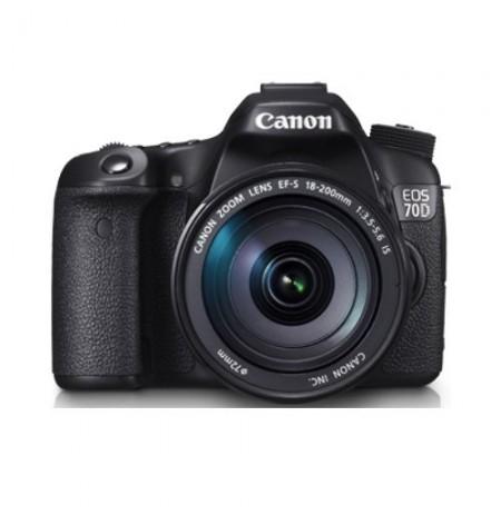 Canon Eos 70D 18-200 IS WIFI